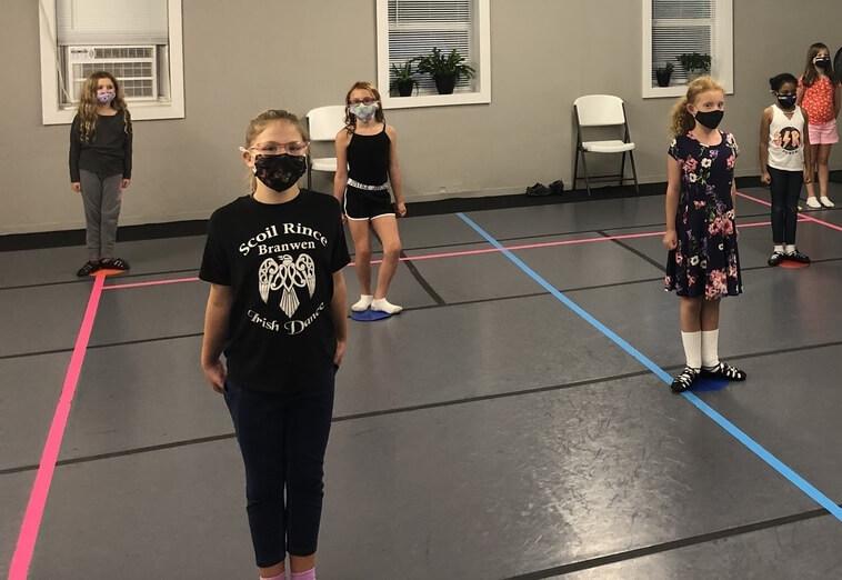 free trial dance class